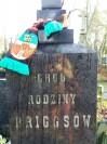 Grób Rodziny Briggsów na cmentarzu w Warszawie przy ul. Młynarskiej, Aleja 9