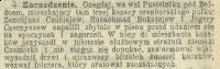 Kurjer Warszawski. R. 87, 1907, nr 321, dodatek poranny, p0003-sel