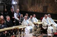 Mieszkańcy miasta Marki pod przewodnictwem duchowym ks. Kazimierza Sztajerwalda zawierzają się Maryi na Jasnej Górze 2 lutego 2018