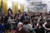 Muzeum Komunizmu spotkanie w dawnej kaplicy przy Rakowieckiej 37