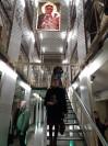 klatka schodowa Pawilonu X przy Rakowieckiej