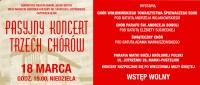 pasek koncert 3 chorow