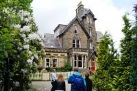 Rodowa siedziba Briggsów w Ilkley w UK.