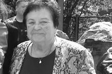 śp. Lena Wiśniewska z Marek