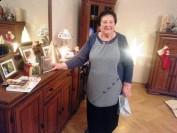 Pani Irena w domu przy ul. Kościuszki