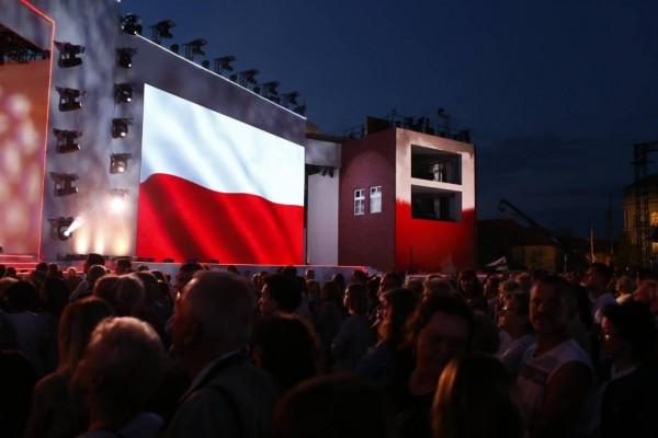 15 sierpnia 2018 Plac Piłsudskiego