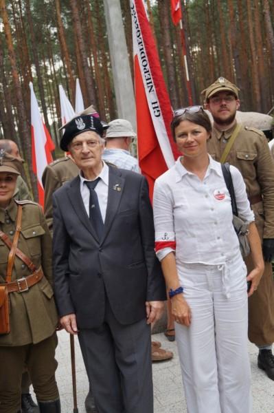 Jerzy Nowicki z GH Niepodległość z Marek