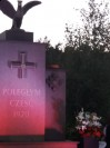 Pomnik Poległych w Bitwie Warszawskiej 1920 r na cmentarzu w Markach