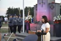 Posłanka Kamila Gasiuk-Pihowicz w Markach