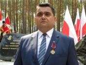 Robert Gołaszewski, burmistrz Łochowa fot. Tygodnik Siedlecki