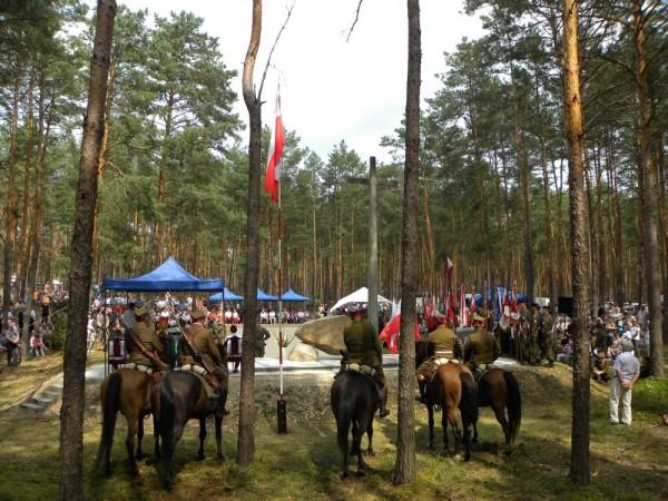 Uroczystości w Jerzyskach 2018 fot Tygodnik Siedlecki