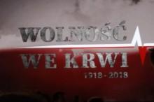 Wolność we Krwi Plac Piłsudskiego