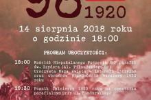 bitwa warszawska 2018 z patronatem