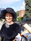 Bogusława sieroszewska w roli Flory Briggs na pikniku u św Izydora 2018