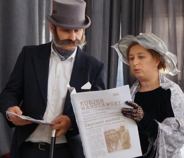 Alfred i Augusta Briggsowie