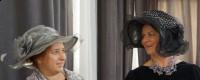 Augusta i Flora Briggs  Pałacyk Briggsów oranżeria 2018