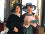 Flora Briggs i Eleonora Whitehead z d. Wedel