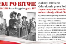Przedstawienie w Pałacyku po Bitwie 1920 Stowarzyszenie Marki Pustelnik Struga