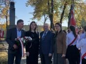 Rocznica powieszenia Dziesięciu więźniów Pawiaka w Markach 2018 (1024x768)