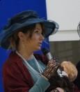 Anna Grochowska w roli Eleonory Whitehead z d Wedel