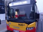 warszawski autobus 118