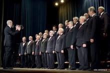 zdjęcie chóru z zielonki