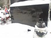 Alfred Briggs grób