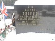 Alfred Briggs zmarł w Markach grób w Warszawie