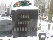 Grób Rodziny Briggsów przy ul. Młynarskiej w Warszawie