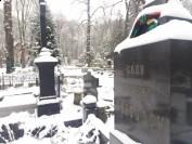 grób Alfreda Briggsa przy ul Młynarskiej
