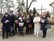 Stowarzyszenie Marki-Pustelnik-Struga i Uniwersytet III Wieku przypominaja piosenki partyzanckie Żołnierzy Wyklętych