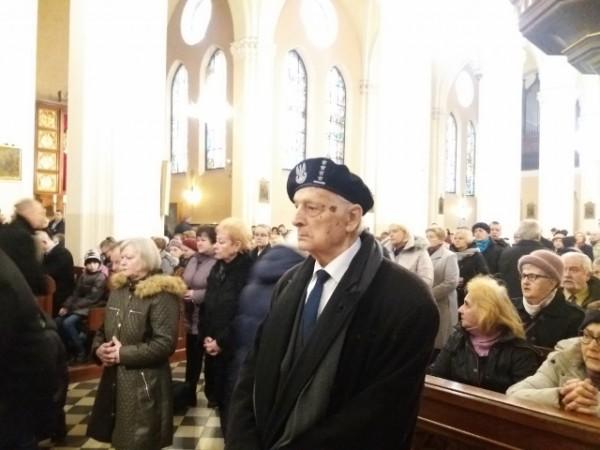 W kościele parafii Św Izydora 3 marca 2019