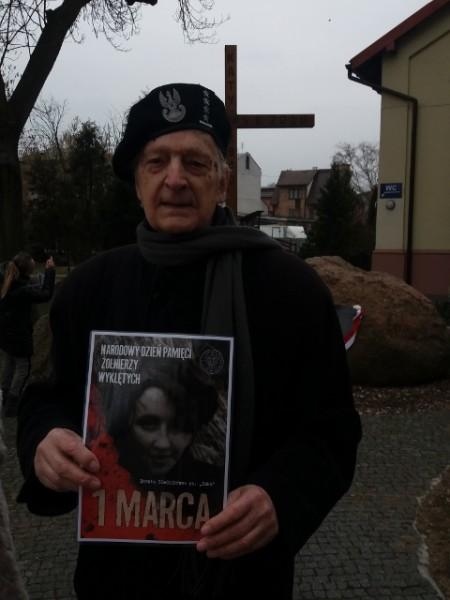 kpt AK Jerzy Nowicki 3 marca 2019 w Markach