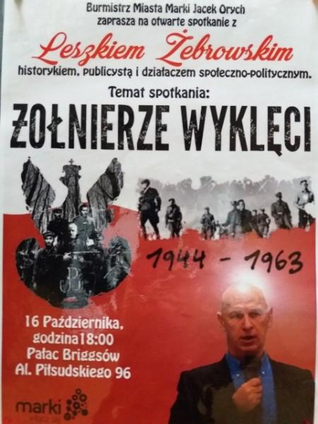 wykład historyka Leszka Żebrowskiego