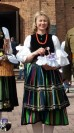 Dorota Sieroszewska- Bilett, markowianka, na stałe mieszkająca w Londynie