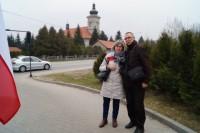 Małgorzata i Zbigniew Ryba z Krakowa Witkowic