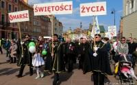 Marsz ŚWIĘTOŚCI ŻYCIA 2019 fot Wojciech Łączyński