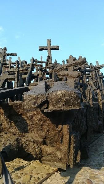 Pomn ik Pomordowanych na Wschodzie foto Jacek Gołaszewski
