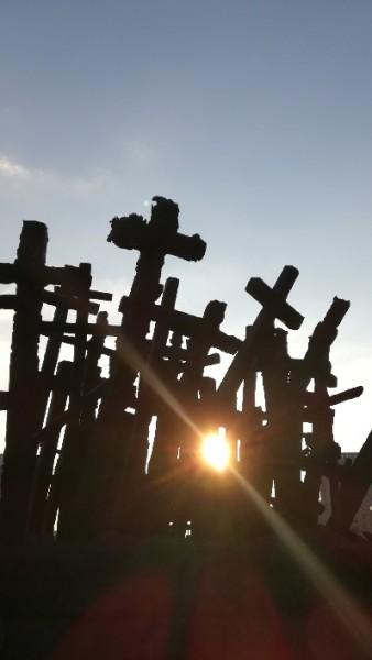 Pomnik Sybiraków w Warszawie fot Jacek Gołaszewski