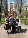 Wielkanoc 2019 (od lewej) Bogusława Sieroszewska, Jolanta Kur, Dorota Sieroszewska Bilett (300x400)