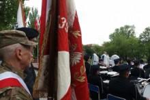 2 maja 2019 msza św polowa przy Krzyżu Traugutta