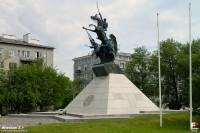 Pomnik Hallerczyków w Warszawie na Żoliborzu