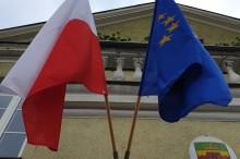 flagi na urzedzie mini