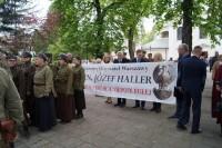 ku czci gen Hallera honorowego obywatela Warszawy kościół MB Loretańskiej (600x399)