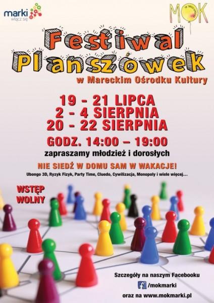 festiwal planszówek