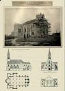 projekt kościoła w Markach