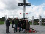 Pomnik Akcji Mitropa w Szaniawie 2019