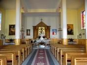 Szaniawy kościół parafialny