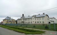 Szkoła w Szaniawach stara i nowa