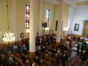 kościół w Szaniawach 2019